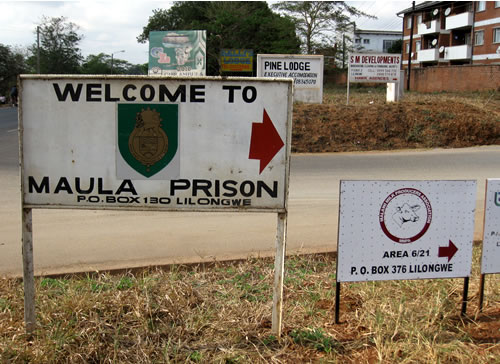 Welcome to Maula Prison!