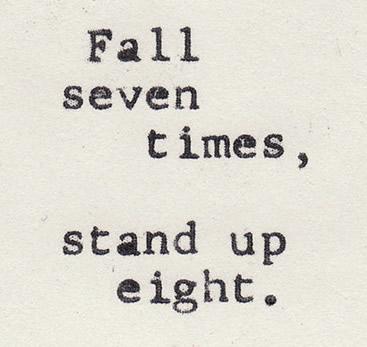 Fall, get up