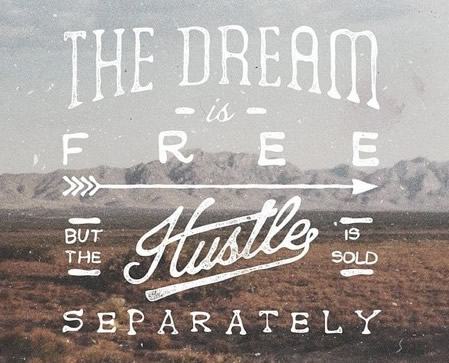Dream is free